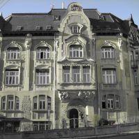 Jugendstilgebäude am Schwabtunnel, Штутгарт