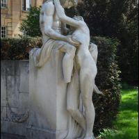 Stuttgart - Brunnenfiguren, Штутгарт
