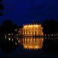 Stuttgart Blue Hour, Штутгарт