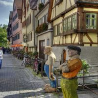Tübingen Ammergasse, Роттвайл