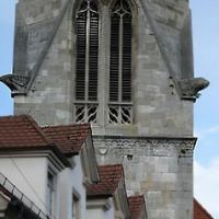 Stiftskirche, Роттвайл