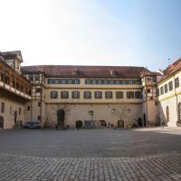 Innenhof im Tübinger Schloß, Роттвайл