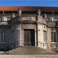 """""""Königliche Universitätsbibliothek"""", Tübingen, Туттлинген"""