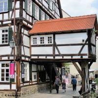 Tübingen Fachwerkhäusern, Туттлинген
