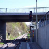 Einfahrsignal 31F Schwenningen, Филлинген-Швеннинген