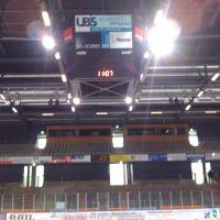 Helios Arena Schwenningen (Heimstätte der Schwenninger Wild Wings, Eishockey. 6.215 Plätze), Филлинген-Швеннинген