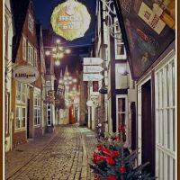 Schnoor, Bremen, Бремен
