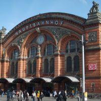 Hauptbahnhof Bremen, Бремен