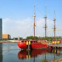 De Liefde mit Wesertower,  Bremen - (C) by Salinos_de HB, Бремен