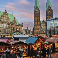 Weihnachtsmarkt Bremen - (C) by Salinos_de HB, Бремен
