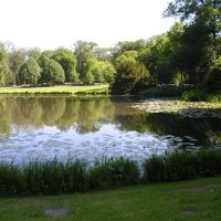 Bürgerpark im Mai, Бремен