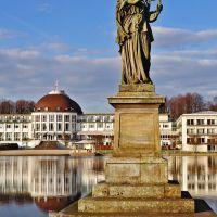 Wassermusik – Hollersee, Bürgerpark Bremen - (C) by Salinos_de HB, Бремен
