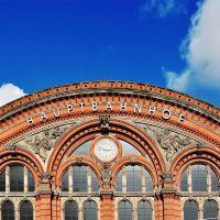 Hauptbahnhof sonnig - (C) by Salinos_de HB, Бремен