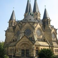 Wiesbaden, Ringkirche, Висбаден