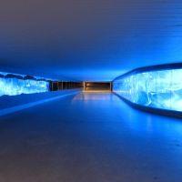 blue underground - auf dem Weg zum HBF Wiesbaden, Висбаден