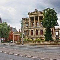 Villa Clementine und englische Kirche, KE, Висбаден