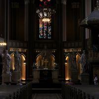 Altarraum Evangelische Marktkirche - KE, Висбаден