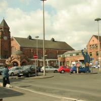 Bahnhof / Railway !, Гиссен