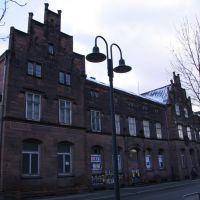 Altes Postamt /  Old Postoffice !, Гиссен