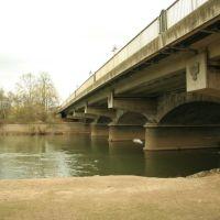 Sachsenhäuser Brücke, Гиссен