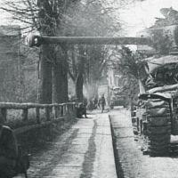 28.03.1945 Rodheimer Str. / Sachsenhäuser Brücke !, Гиссен