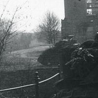 28.03.45 US Tanks an der Pulvermühle !, Гиссен