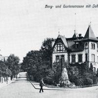 Gartenstr / H. Heckroth ca. 1900, Гиссен