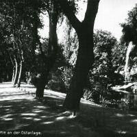 Park Ostanlage ca. 1930, Гиссен