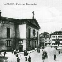 Stadtkirche ca. 1900 ! & siehe Komentar !!!, Гиссен