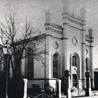Synagoge Südanlage !, Гиссен