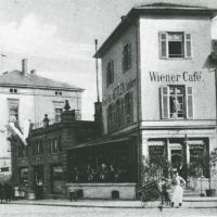 "Südanlage ca. 1910 ! v. ""Elefantenklo"" aus gesehen, Гиссен"