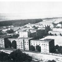 Bergkaserne ca. 1933 !, Гиссен