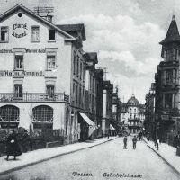 Bahnhofstr. ca. 1900 !, Гиссен