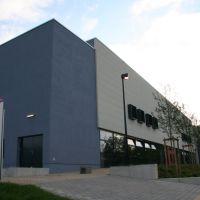 Sporthalle Ost, Гиссен