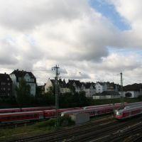 Gleisanlagen, Гиссен