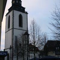 Stadtkirche ( zerstört 06.12.1944 ), Гиссен