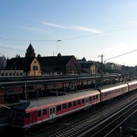 Bahnhof Gießen, Гиссен