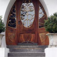 Haus Deiters, Mathildenhöhe, Darmstadt, Hessen, Deutschland, Дармштадт