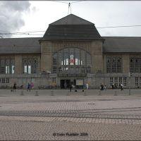 Darmstädter Hauptbahnhof, Дармштадт
