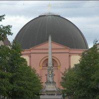 St. Ludwigskirche, Дармштадт