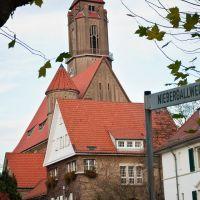 Pauluskirche, Дармштадт