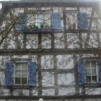 Fachwerkhaus, Дармштадт