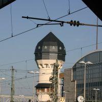 Wasserturm am Hbf, Дармштадт
