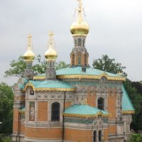 Russische Kapelle, Дармштадт
