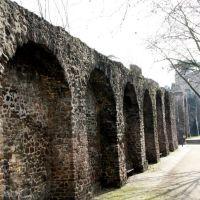 Darmstadt --Alte (schöne)    Stadtmauer, Дармштадт