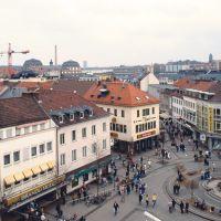Darmstadt; Ludwigsplatz (TR), Дармштадт