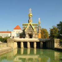 Kirche Maria Magdalena Darmstadt, Дармштадт