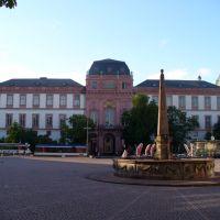 Darmstadt, Residenzschloß, Дармштадт