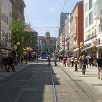 Kassel Obere Königsstrasse, Кассель