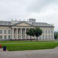 Fridericianum und Ottoneum , Friedrichsplatz - Kassel, Кассель